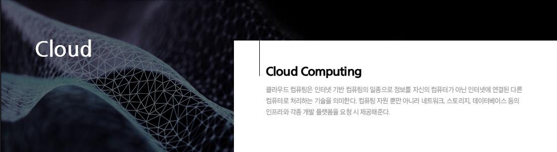클라우드 네트워크&프로그래밍